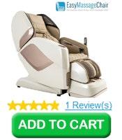 Buy 1 Osaki OS-Pro Maestro Massage Chair, beige