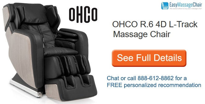 See full details of OHCO R.6 Massage Chair