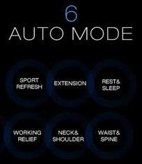 Osaki Ekon Massage Chair Auto Modes