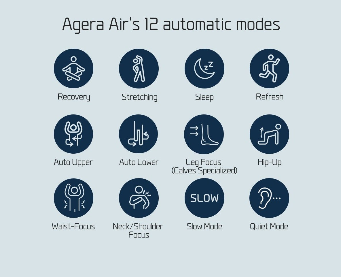 Agera Air Massage Chair