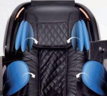 Dr. Fuji's CE-9800 Massage Chair
