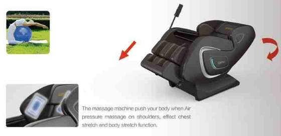 Dr Fuji Massage Chair Stretch