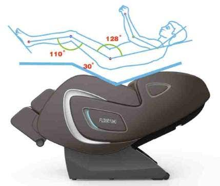 Dr Fuji's FJ-6000 Zero Gravity Massage Chair