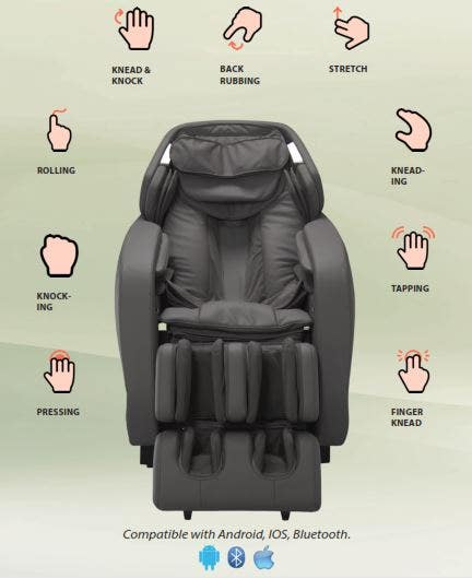 Dr Fuji FJ-7800 Massage Chair