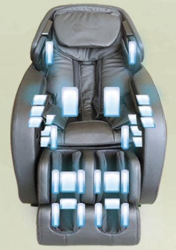 Dr. Fuji FJ-7800 Zero Gravity Massage Chair