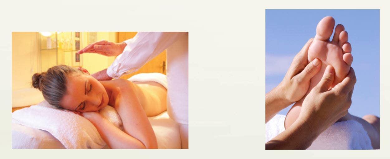 Dr. Fuji Massage Chair Body Scan