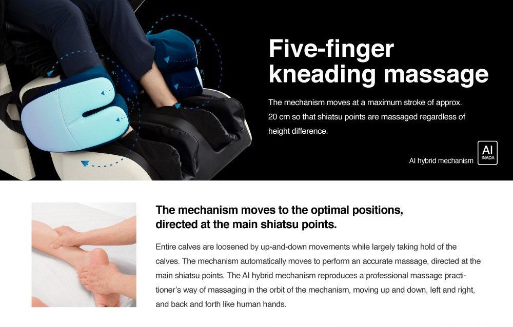Inada Robo Massage Chair