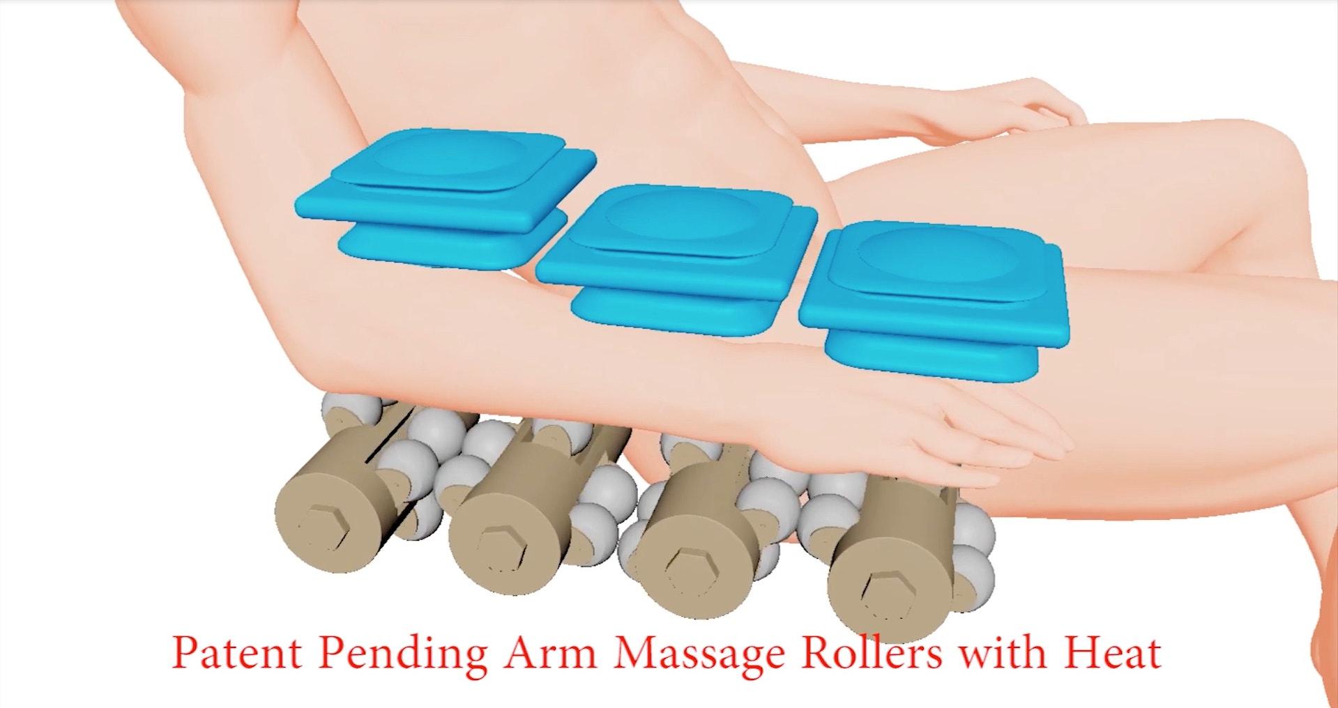 Luraco i9 Arm Massage