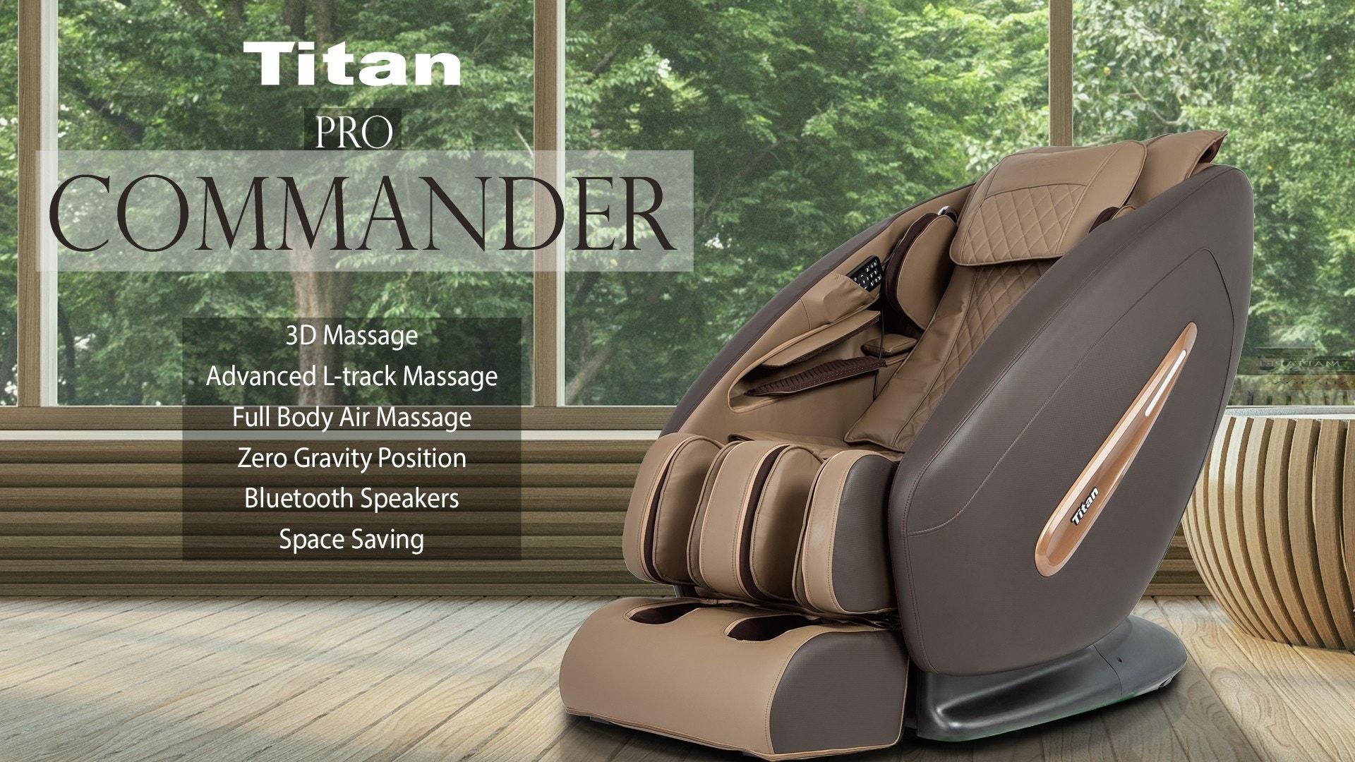 Titan Pro Commander