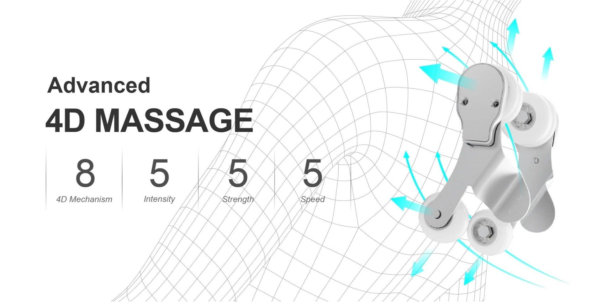 Osaki Hilux Massage Chair