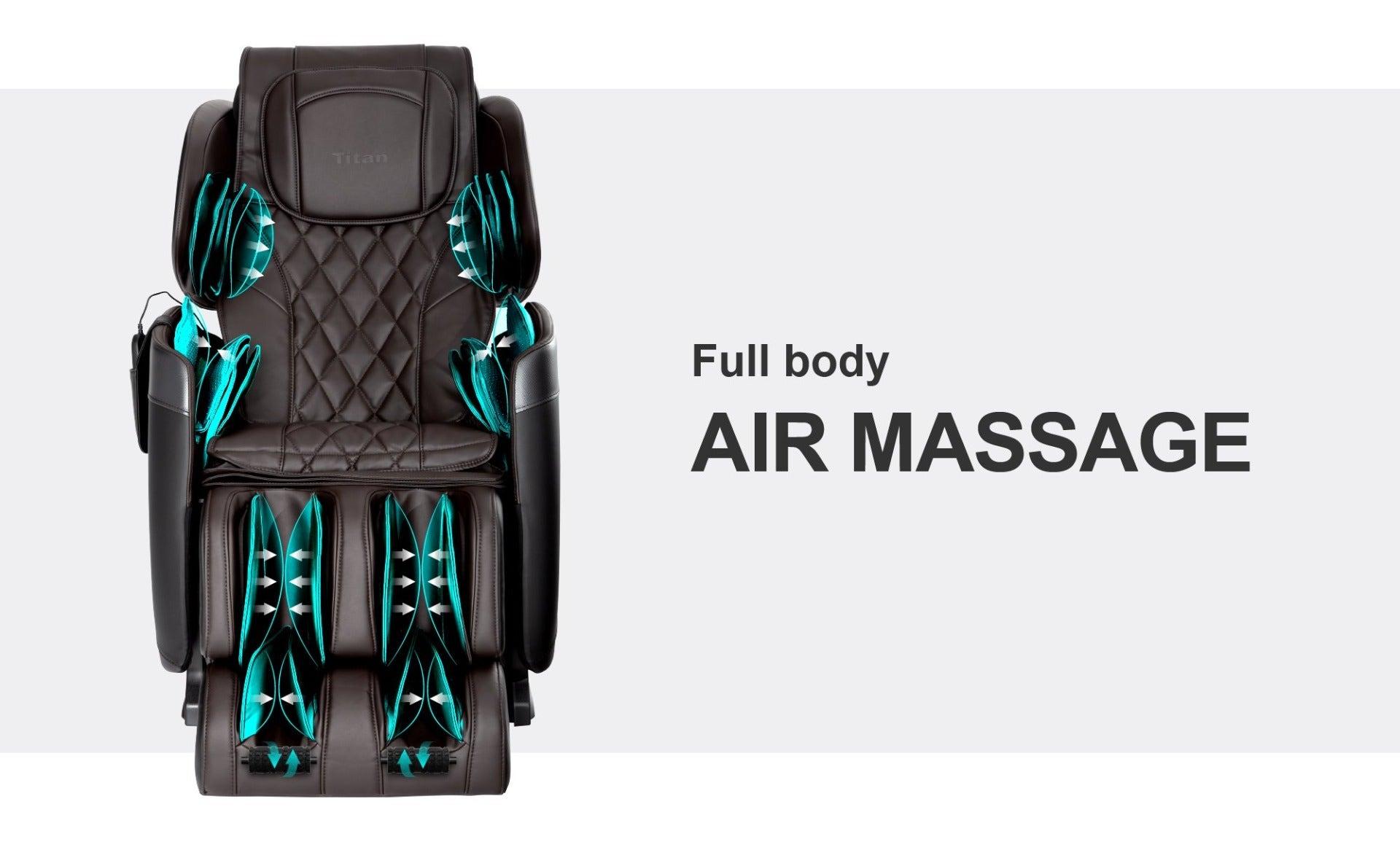 Titan Optimus Massage Chair