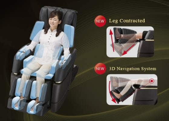 Kiwami Japan 4D Massage Chair