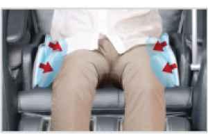 Osaki OS 4000 Massage Chair Seat