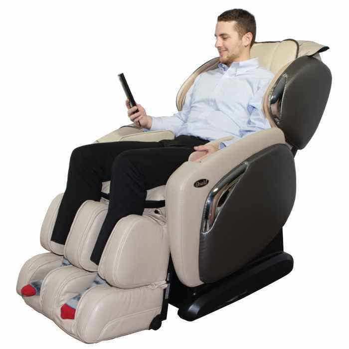 Osaki OS-4000cs Massage Chair Ivory