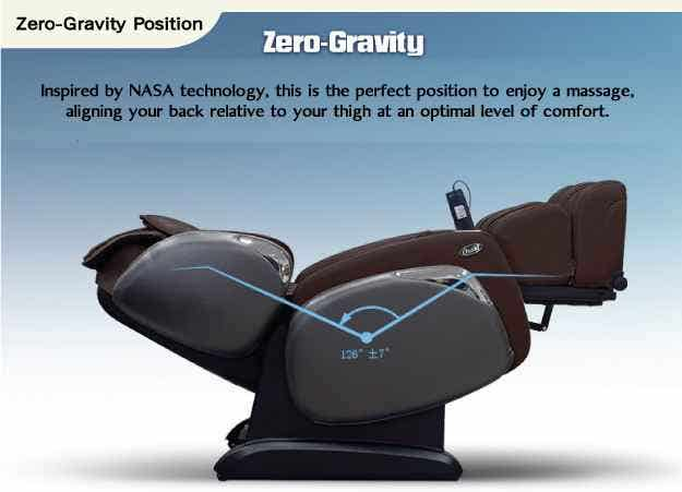 Osaki OS Zero Gravity Massage Chair