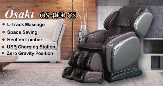 Osaki OS 4000C Massage Chair