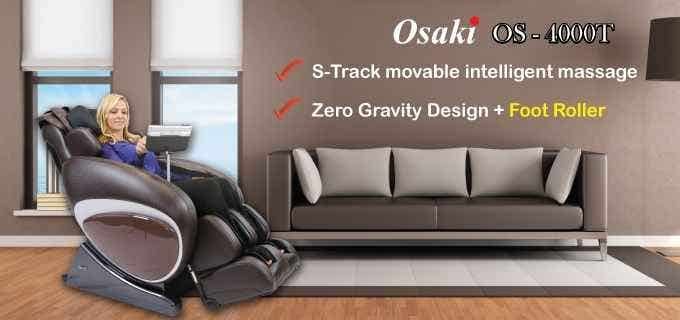 Osaki 4000T Massage Chair
