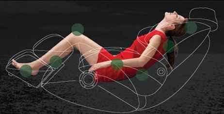 Osaki 4000T Zero Gravity Massage Chair