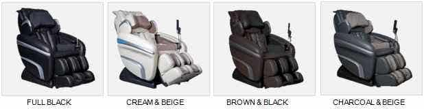 Osaki Massage Chair Colors