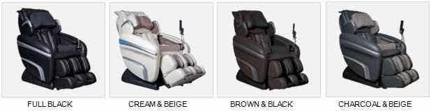 Osaki Massage Chair Colors
