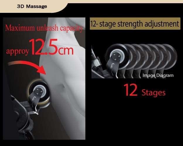 Osaki-JP Premium 4S 3D Massage Chair
