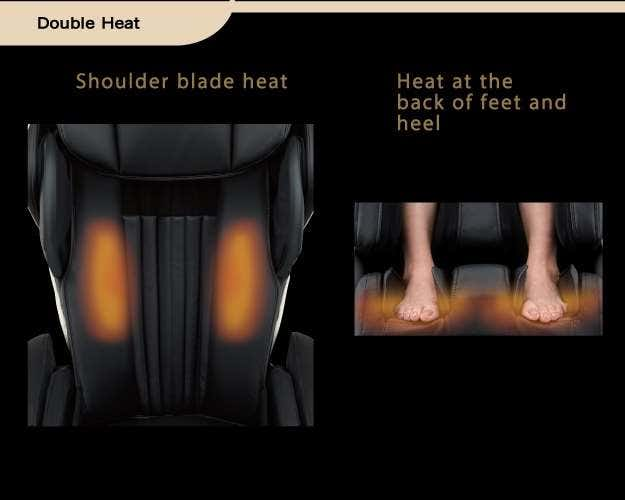 Osaki Heat Massage Chair