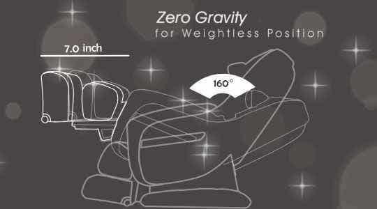 Titan OS-Pro Zero Gravity Massage Chair