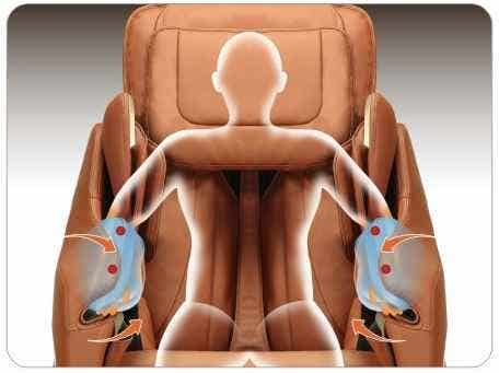Titan Arm Massage Chair