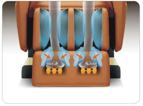 Titan Foot Massage Chair