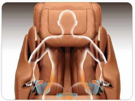 Titan Hip Massage Chair