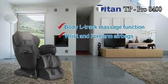 Titan Pro Series Massage Chair