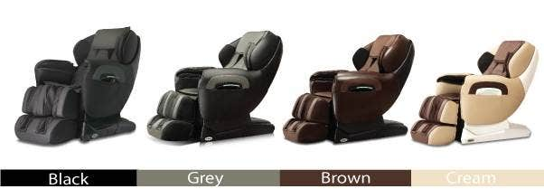 Titan Pro Series TP-Pro 8400 Massage Chair Colors