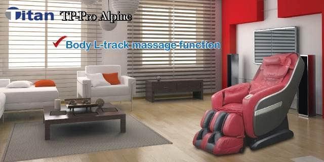 Titan Pro Series Alpine Massage Chair