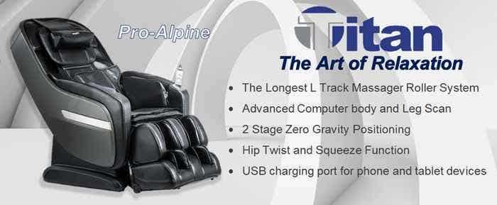 Titan Pro Alpine Massage Chair