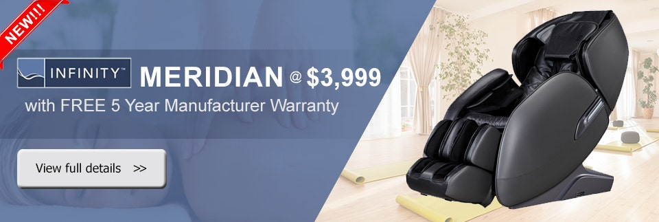 Infinity Meridian Massage Chair