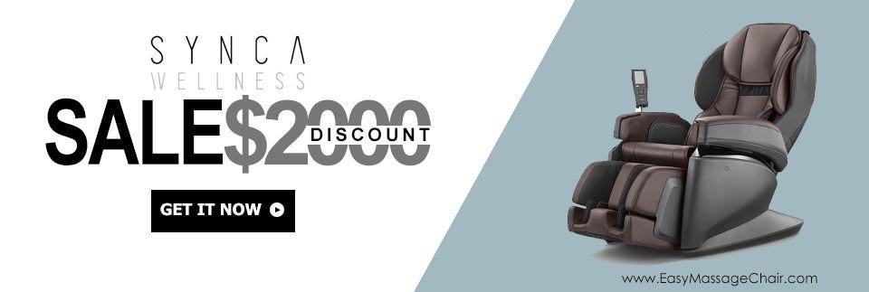 Osaki 4000T $200 Discount