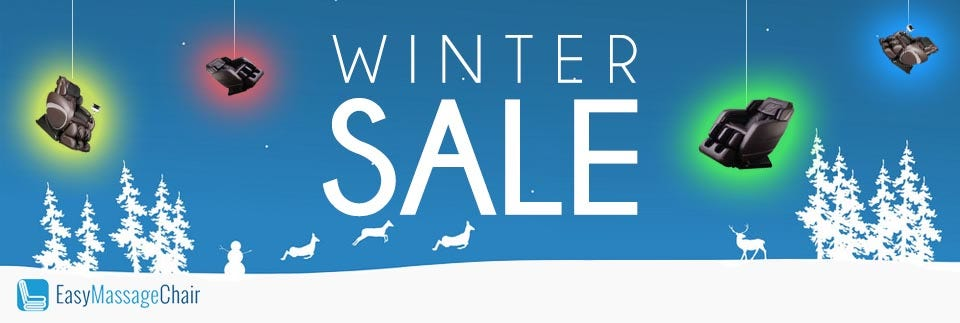 Winter Massage Chair Sale