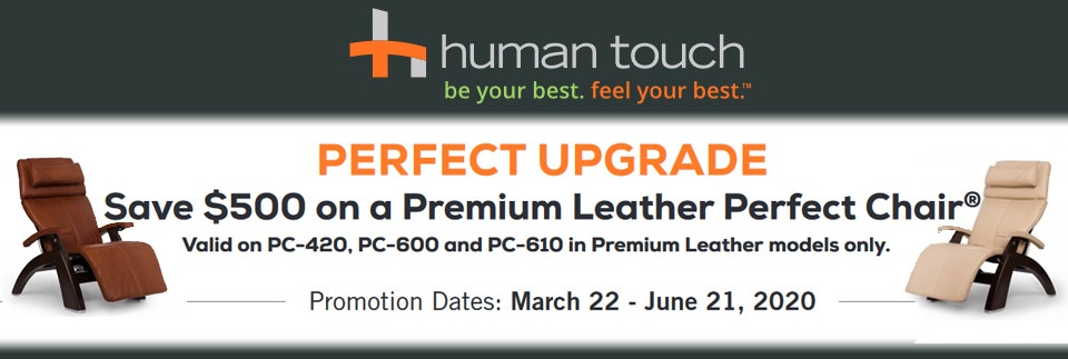Human Touch Perfect Chair $500 Off