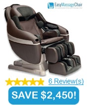 $2K discount on Inada Dreamwave Massage Chair