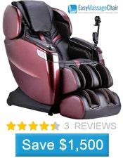 Save $1500 Ogawa Drive Master AI Massage Chair