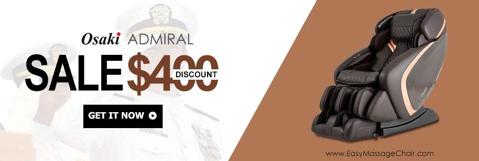 Osaki Admiral Massage Chair Sale
