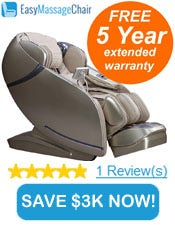 Save $3000 on Osaki First Class Massage Chair