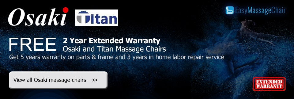 Osaki Massage Chair Sale