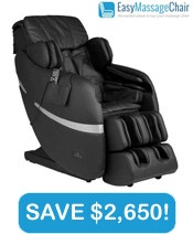 $2.2K discount on Positive Posture Brio Massage Chair