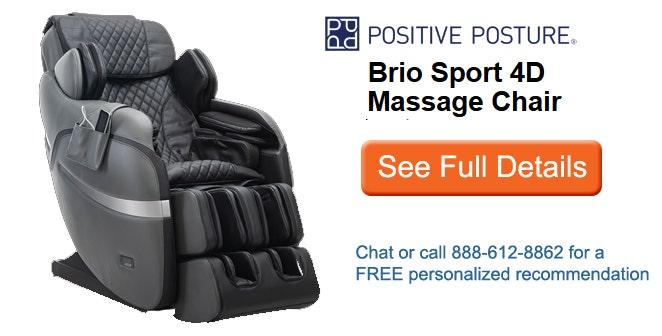 Positive Posture Brio Sport
