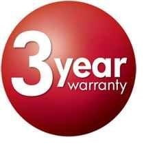 Infinity 3 Years Manufacturer Warranty
